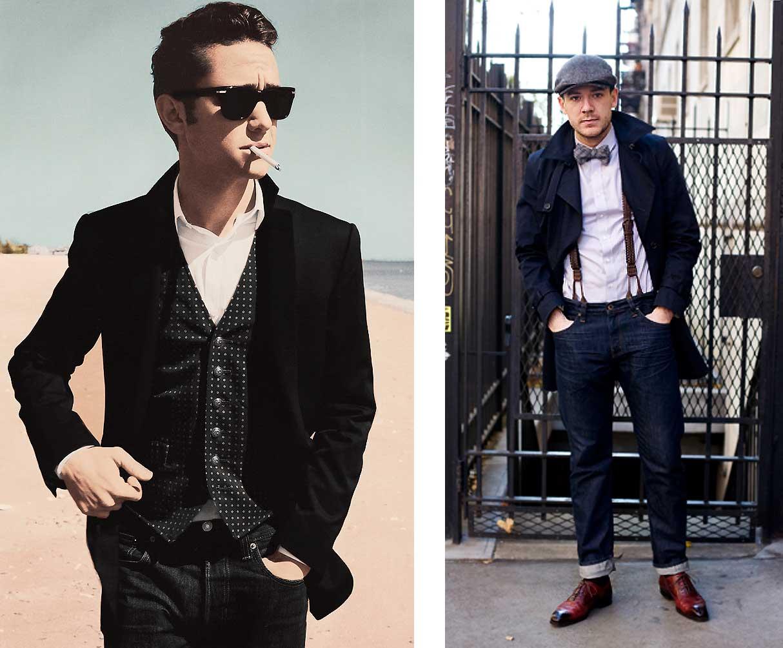 Style rock j 39 ai adopt ce style et je vous expliquer comment cr er des tenues rock 39 n 39 roll - Style vestimentaire homme 20 ans ...