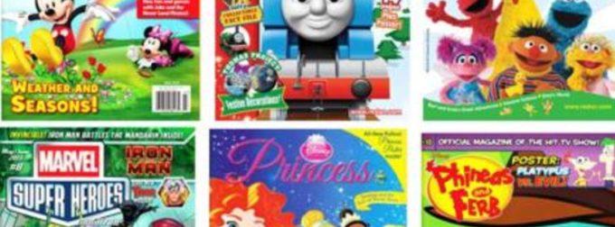 Disney junior : un abonnement ludique et utile