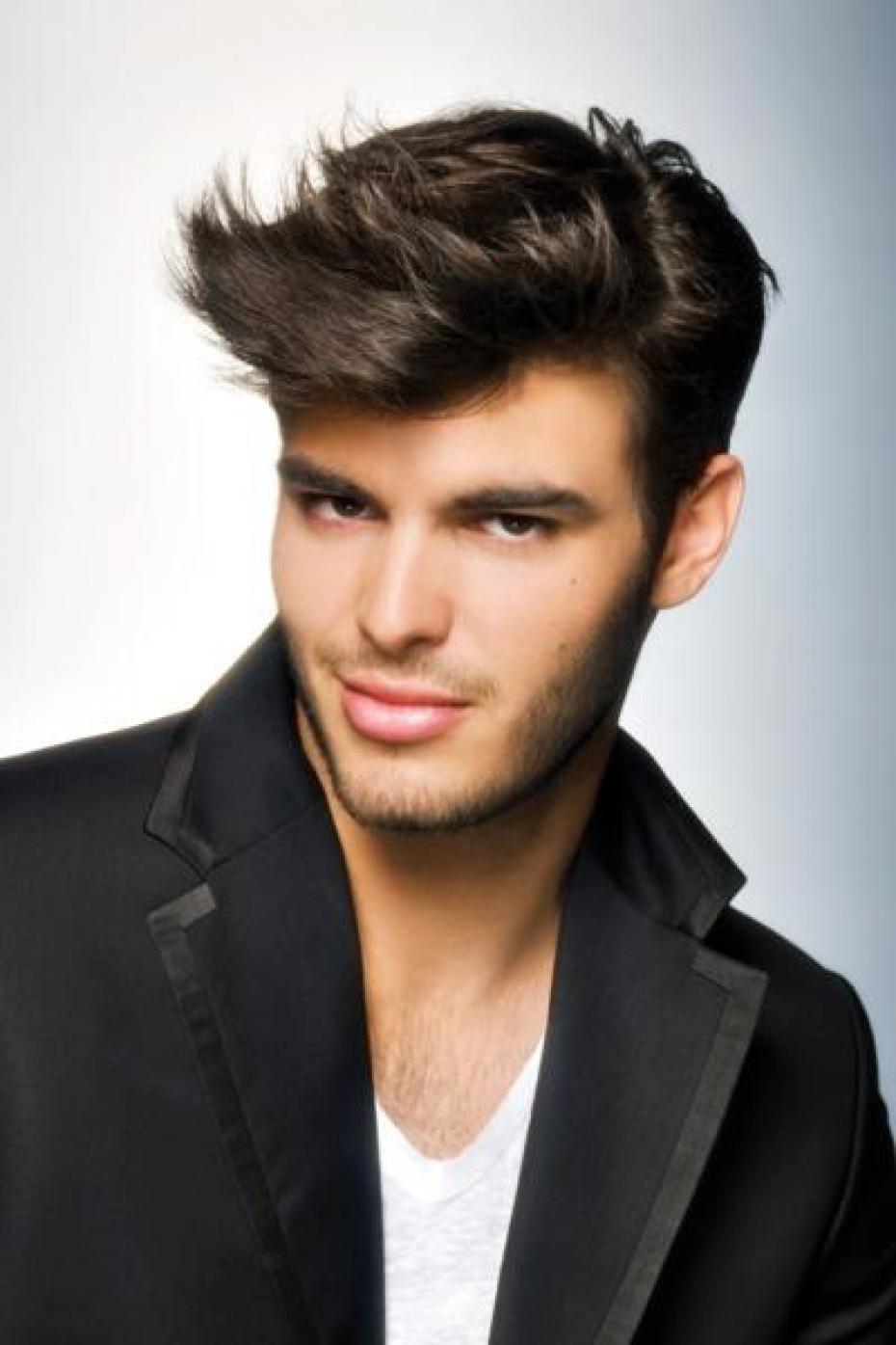 Испанские причёски для мужчин