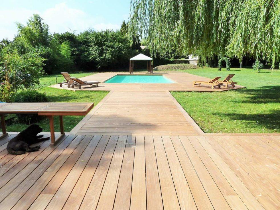 - Photos terrasse bois ...