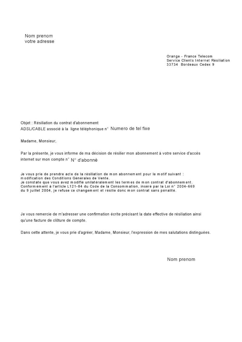 frais r?siliation free mobile 2 euros