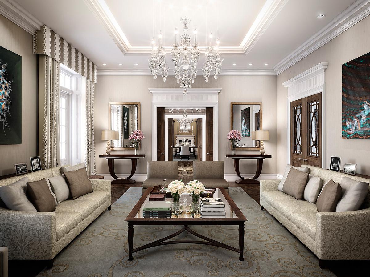 Décoration intérieur : Décoration salon : quelles sont les bases à respecter ?